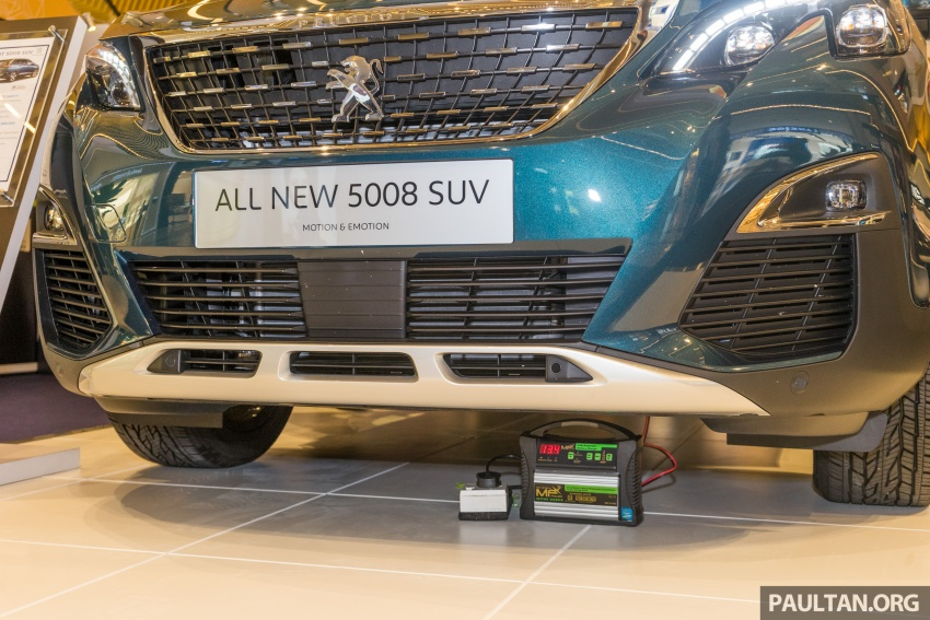 2018 Peugeot 5008 now open for booking – RM174k Image #805882