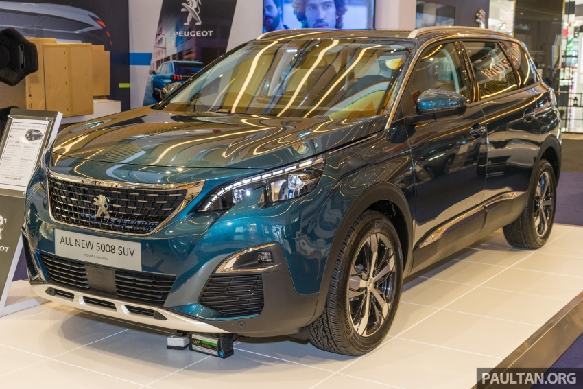 2018 Peugeot 5008 now open for booking – RM174k Image #805871