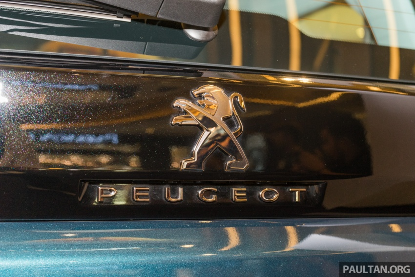 2018 Peugeot 5008 now open for booking – RM174k Image #805890