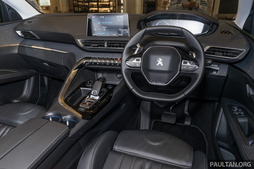 2018 Peugeot 5008 now open for booking – RM174k Image #805898