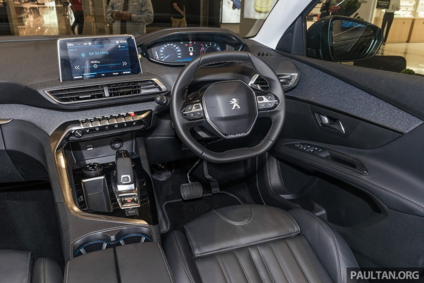 2018 Peugeot 5008 now open for booking – RM174k Image #805900