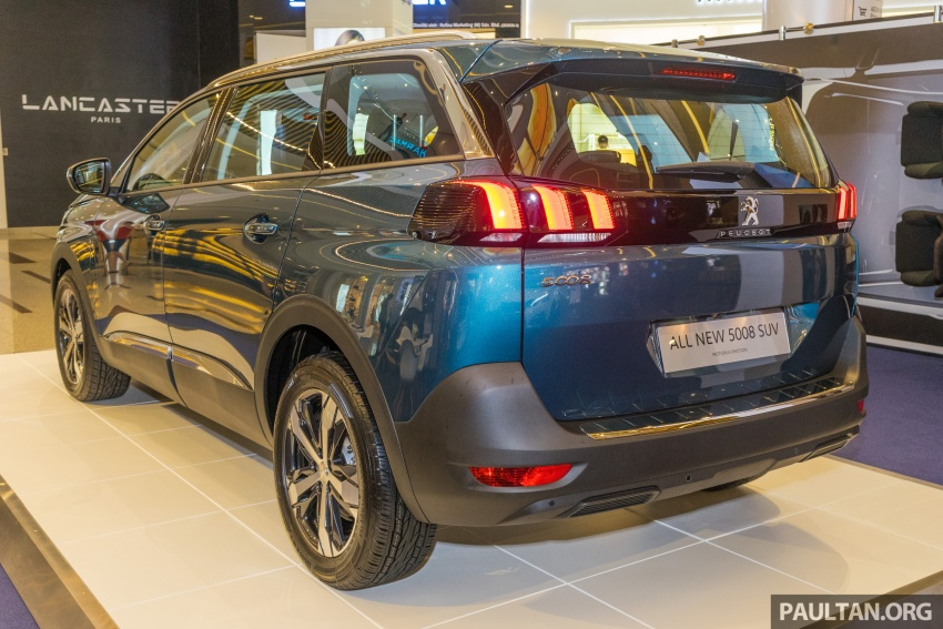 2018 Peugeot 5008 now open for booking – RM174k Image #805872