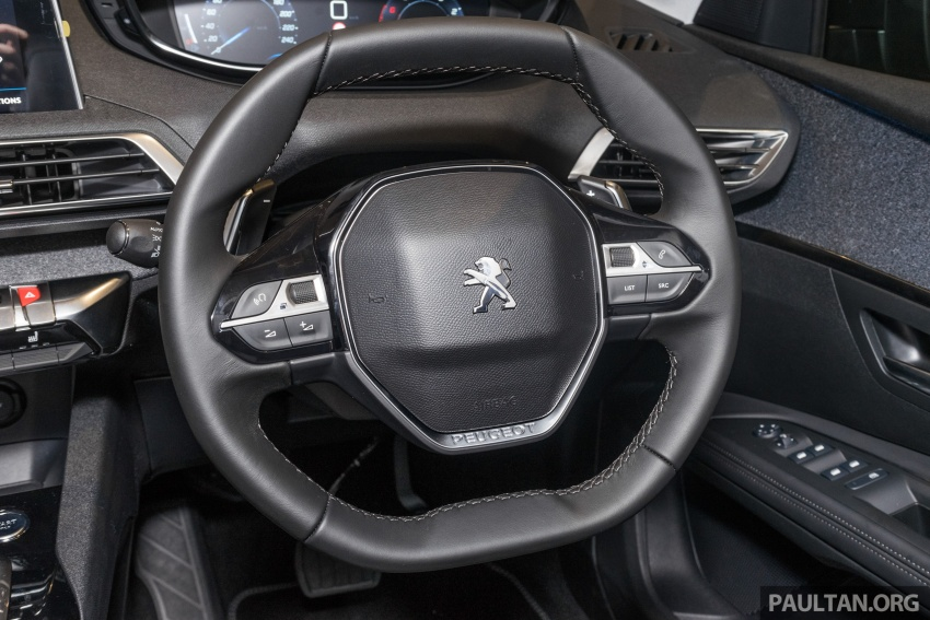 2018 Peugeot 5008 now open for booking – RM174k Image #805903