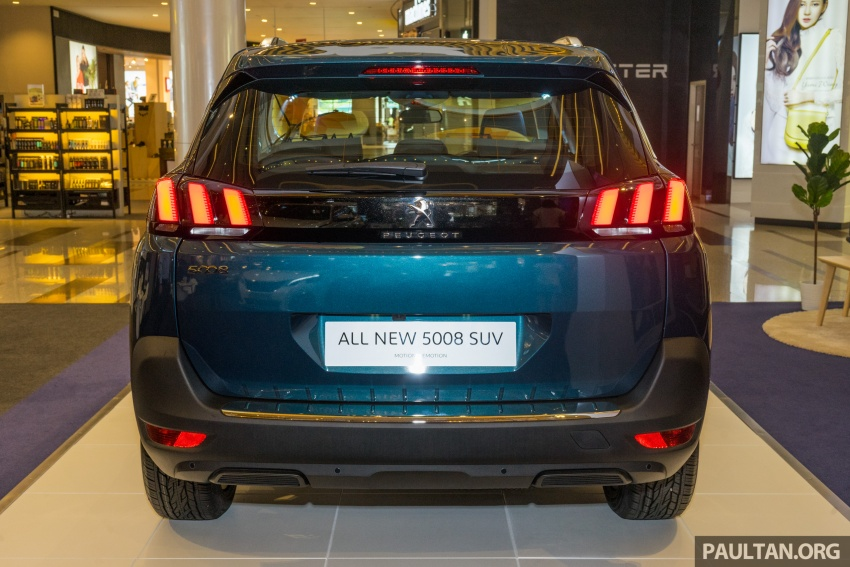 2018 Peugeot 5008 now open for booking – RM174k Image #805874