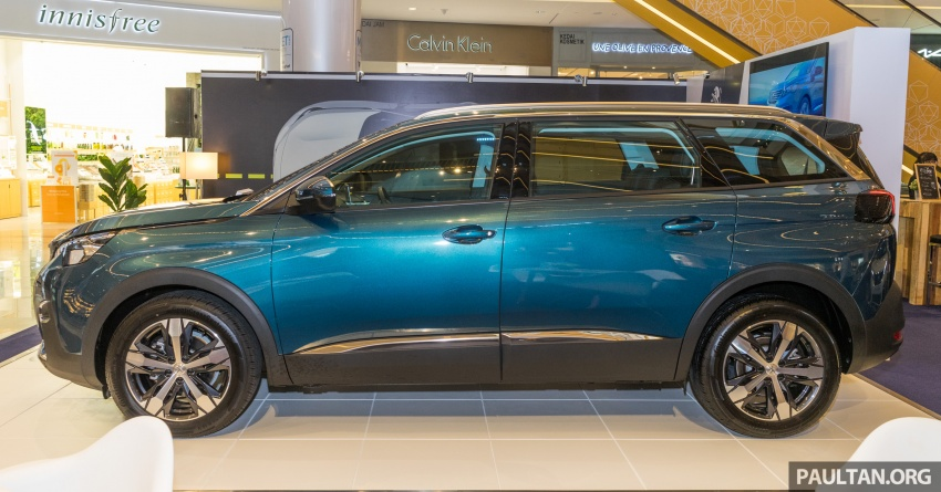 2018 Peugeot 5008 now open for booking – RM174k Image #805875