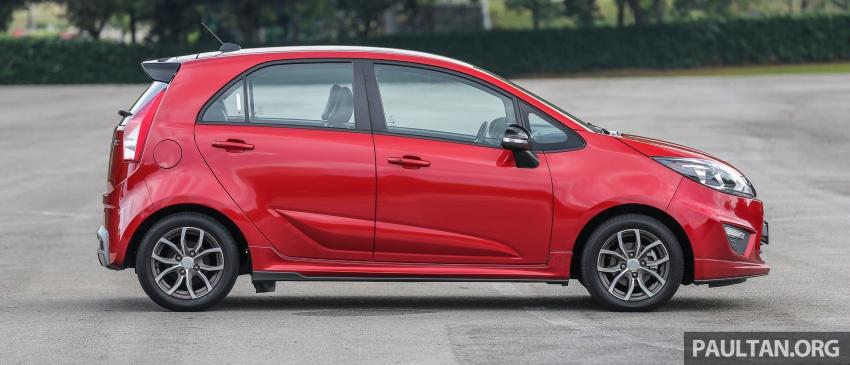 Driven Web Series 2018: Keluarga hatchback di Malaysia – Perodua Myvi vs Proton Iriz vs Kia Picanto! Image #800628