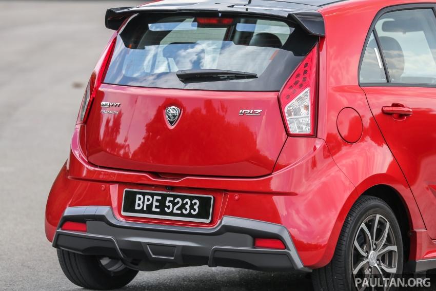 Driven Web Series 2018: Keluarga hatchback di Malaysia – Perodua Myvi vs Proton Iriz vs Kia Picanto! Image #800631