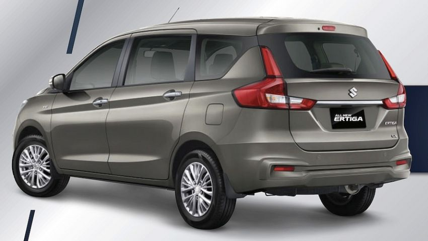 2018 Suzuki Ertiga launched in Indonesia with 108 PS 1.5 litre VVT engine, new Swift platform and ESP Image #809046
