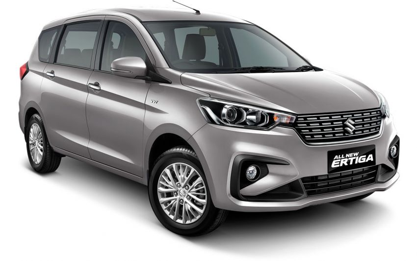 2018 Suzuki Ertiga launched in Indonesia with 108 PS 1.5 litre VVT engine, new Swift platform and ESP Image #809057