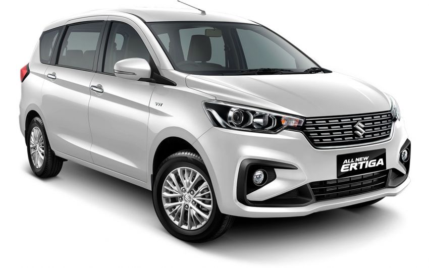 2018 Suzuki Ertiga launched in Indonesia with 108 PS 1.5 litre VVT engine, new Swift platform and ESP Image #809058