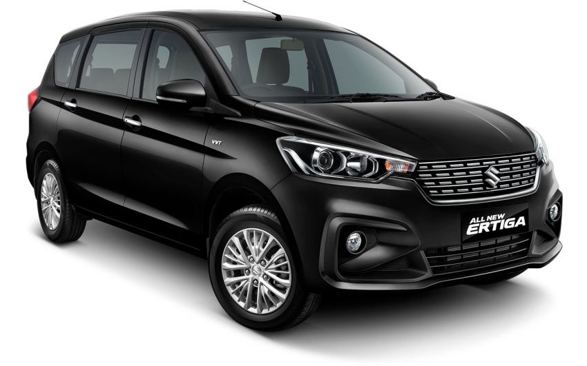 2018 Suzuki Ertiga launched in Indonesia with 108 PS 1.5 litre VVT engine, new Swift platform and ESP Image #809047