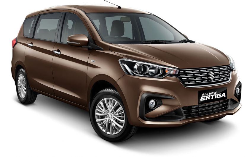 2018 Suzuki Ertiga launched in Indonesia with 108 PS 1.5 litre VVT engine, new Swift platform and ESP Image #809048