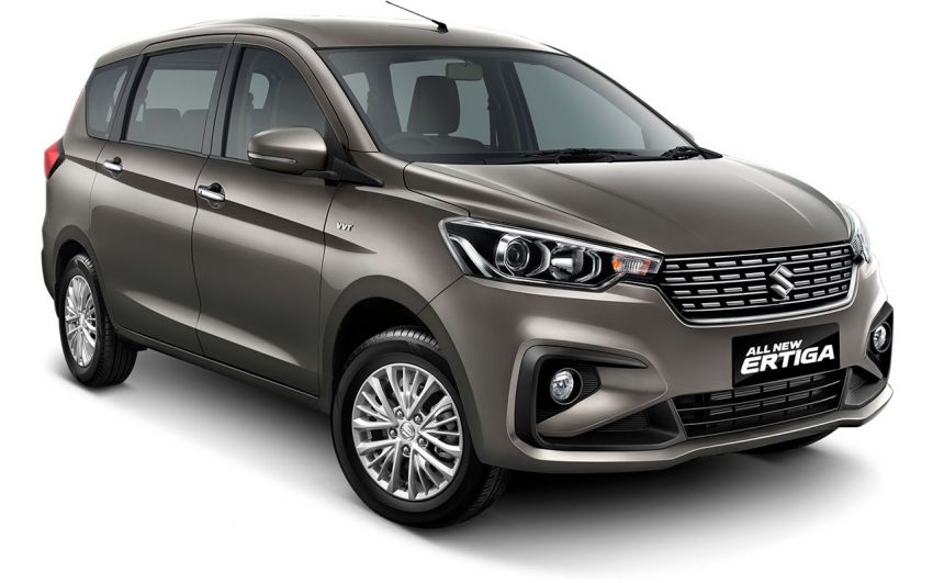 2018 Suzuki Ertiga launched in Indonesia with 108 PS 1.5 litre VVT engine, new Swift platform and ESP Image #809052