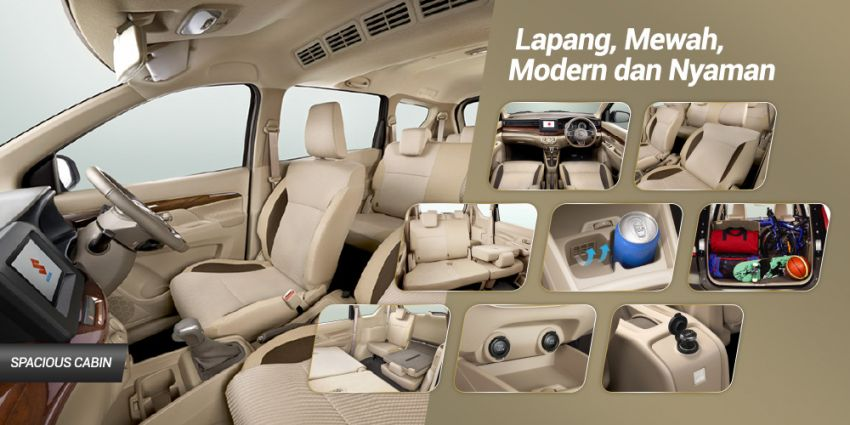 2018 Suzuki Ertiga launched in Indonesia with 108 PS 1.5 litre VVT engine, new Swift platform and ESP Image #809053