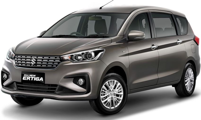 2018 Suzuki Ertiga launched in Indonesia with 108 PS 1.5 litre VVT engine, new Swift platform and ESP Image #809054