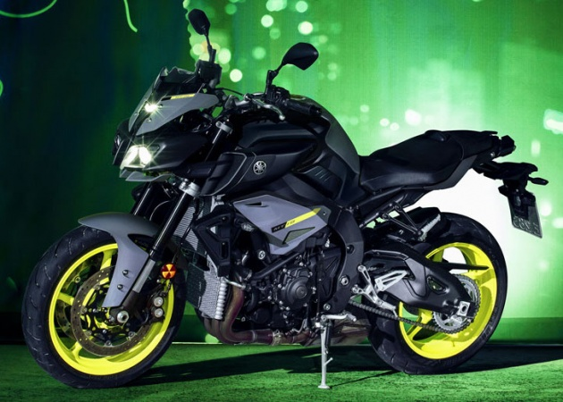 2018 Yamaha Mt 10 Coming To Malaysia This Year