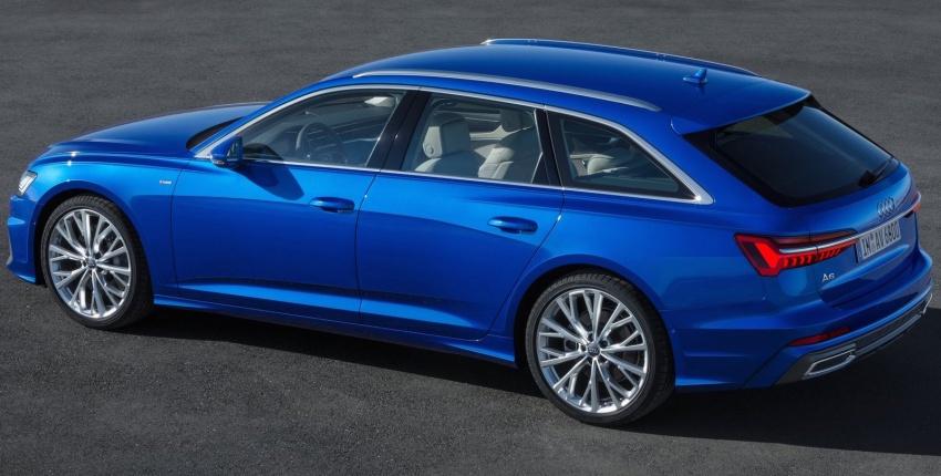 2019 Audi A6 Avant – handsome wagon hauls 1,680L Image #805101