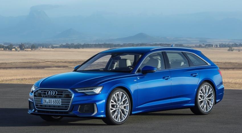 2019 Audi A6 Avant – handsome wagon hauls 1,680L Image #805107