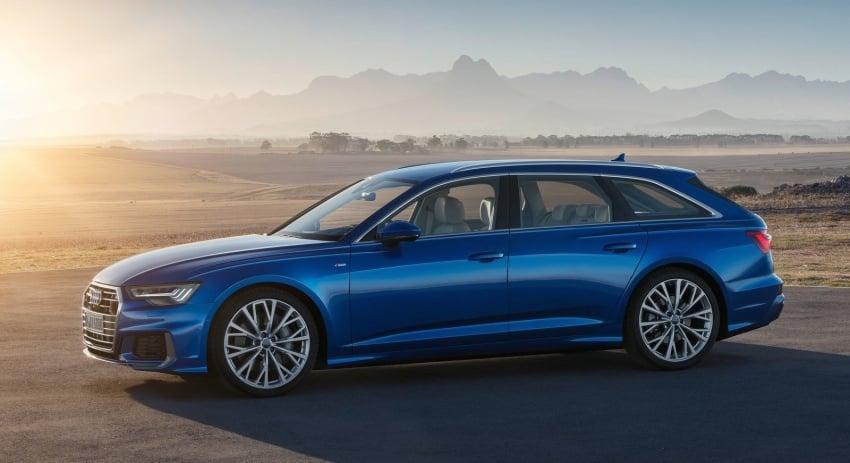 2019 Audi A6 Avant – handsome wagon hauls 1,680L Image #805109