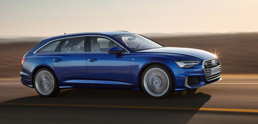 2019 Audi A6 Avant – handsome wagon hauls 1,680L Image #805113