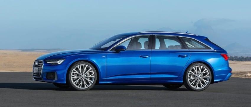 2019 Audi A6 Avant – handsome wagon hauls 1,680L Image #805114