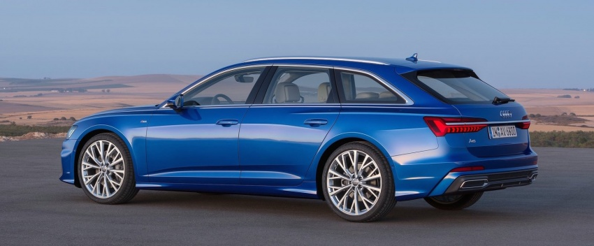 2019 Audi A6 Avant – handsome wagon hauls 1,680L Image #805115