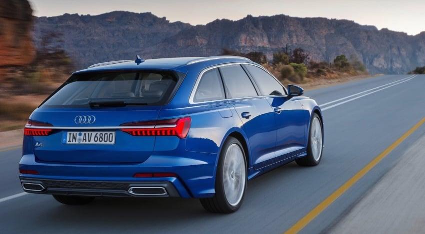 2019 Audi A6 Avant – handsome wagon hauls 1,680L Image #805117