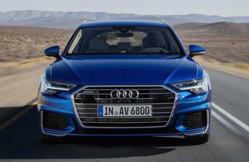 2019 Audi A6 Avant – handsome wagon hauls 1,680L Image #805119