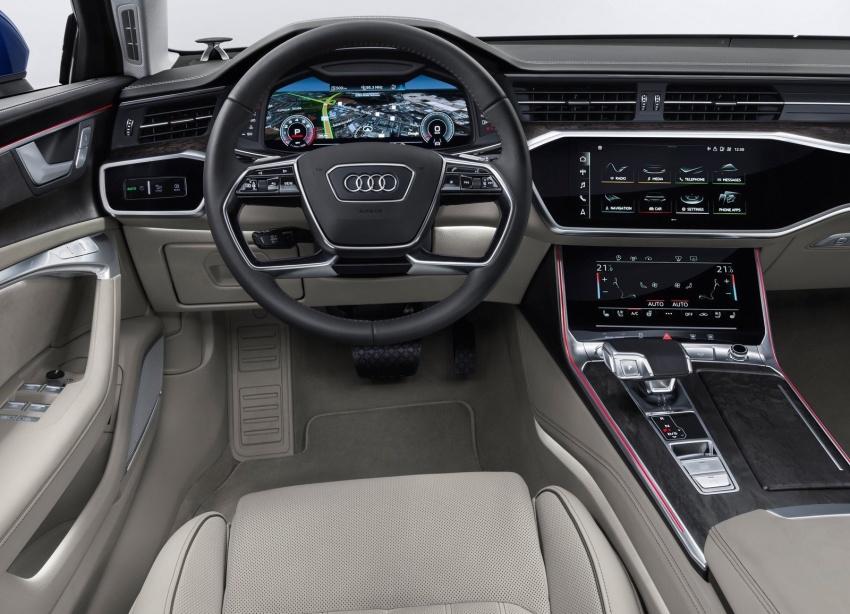 2019 Audi A6 Avant – handsome wagon hauls 1,680L Image #805120