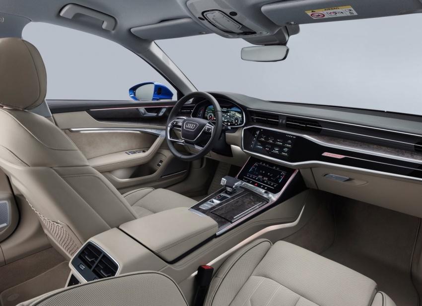 2019 Audi A6 Avant – handsome wagon hauls 1,680L Image #805122