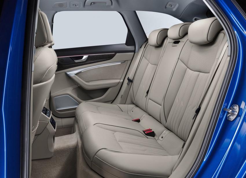 2019 Audi A6 Avant – handsome wagon hauls 1,680L Image #805123
