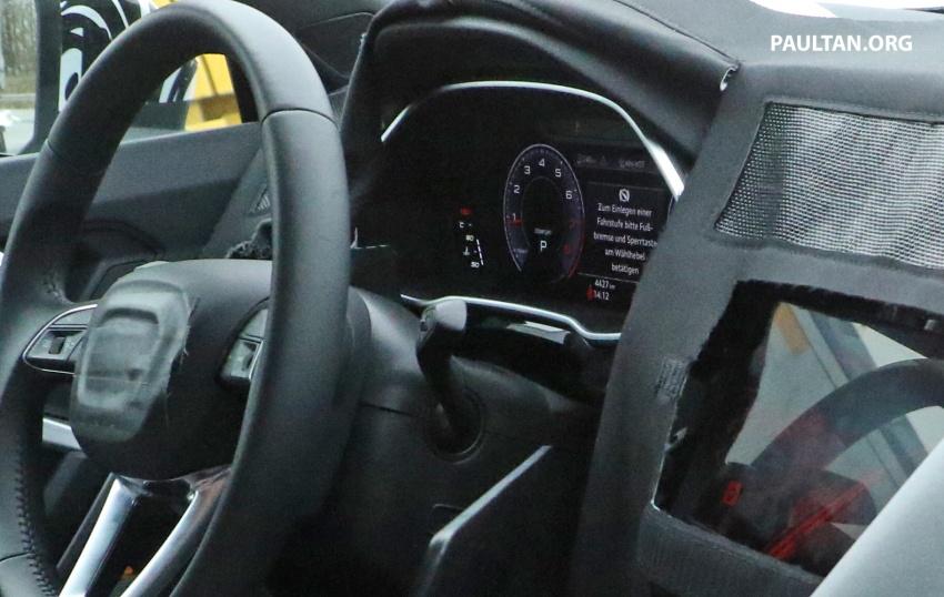SPYSHOTS: 2019 Audi Q3 caught again, with interior Image #804242