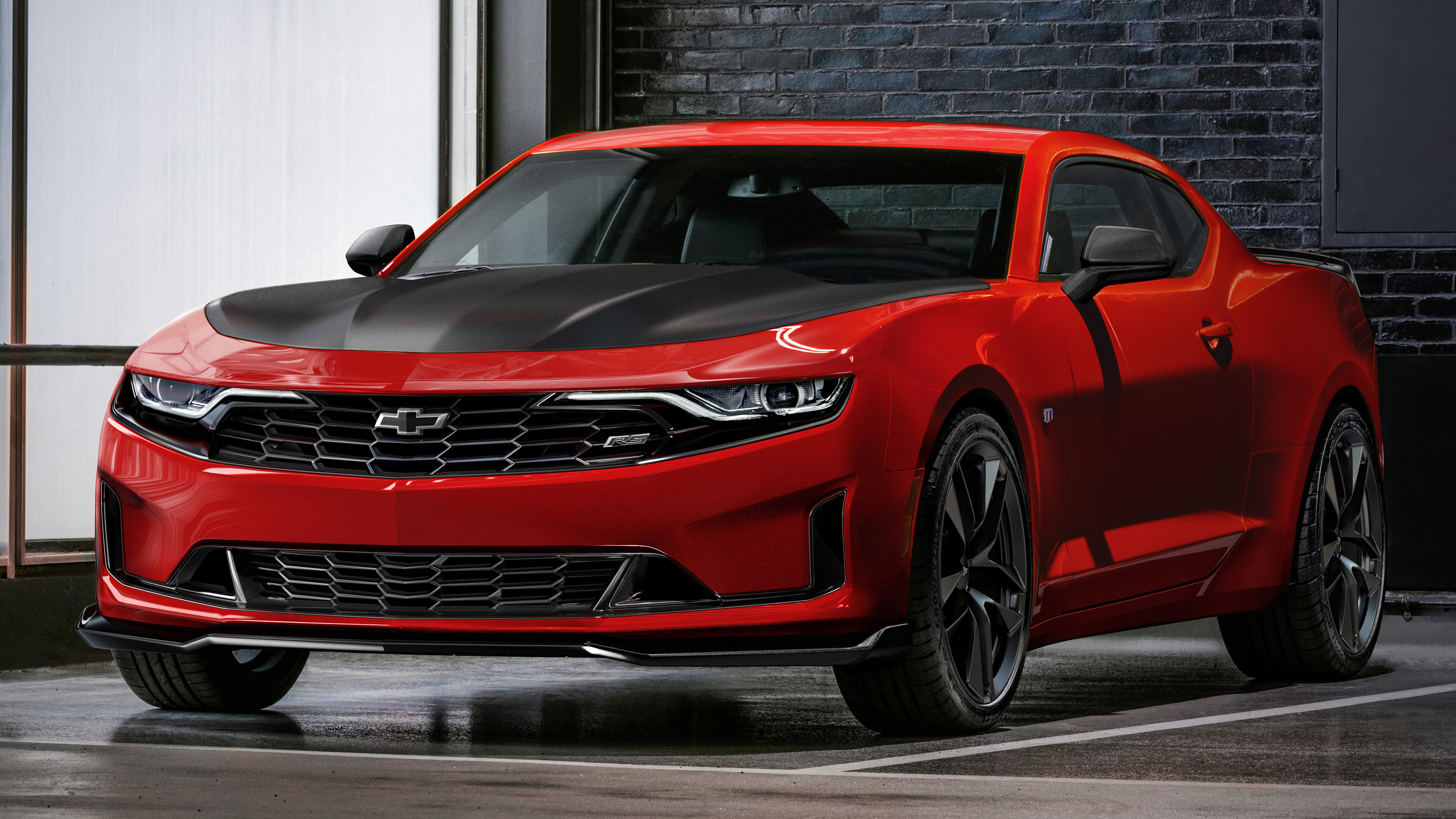 2019 Chevrolet Camaro 2 0l Turbo 1le 10 Spd Auto