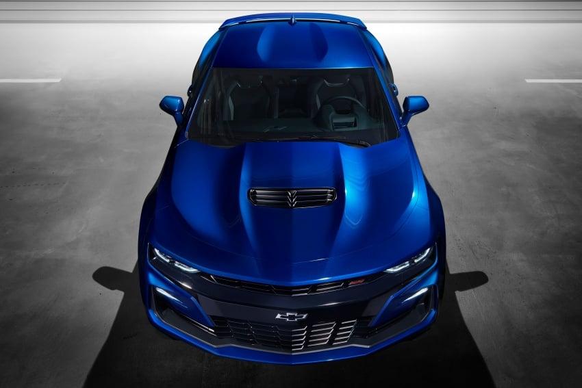 2019 Chevrolet Camaro – 2.0L Turbo 1LE, 10-spd auto Image #804465