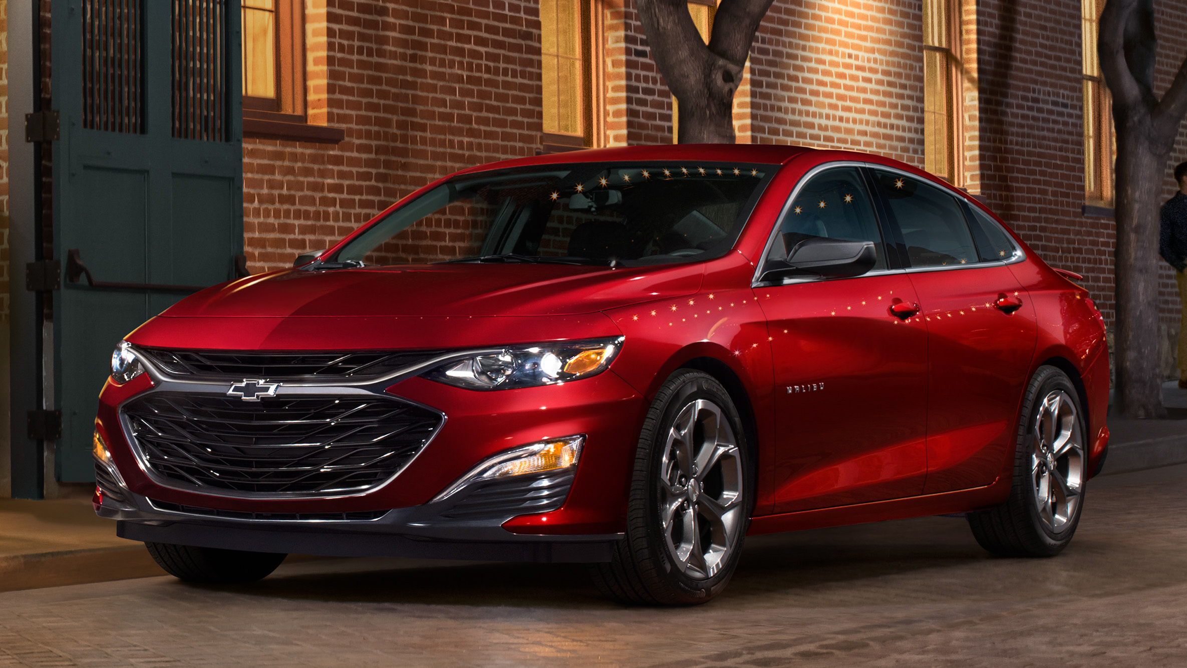 2018 Chevy Volt >> 2019 Chevrolet Malibu facelift – new face and RS trim Paul Tan - Image 803738