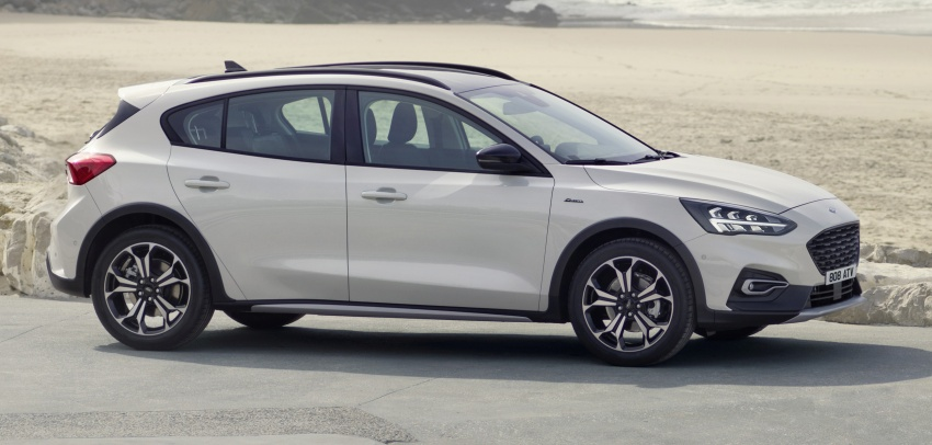 2019 Ford Focus Mk4 debuts – three body-styles, six trim levels, EcoBoost/EcoBlue engines, 8-speed auto Image #805041