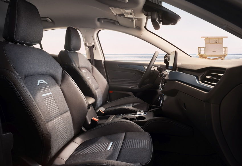 2019 Ford Focus Mk4 debuts – three body-styles, six trim levels, EcoBoost/EcoBlue engines, 8-speed auto Image #805043