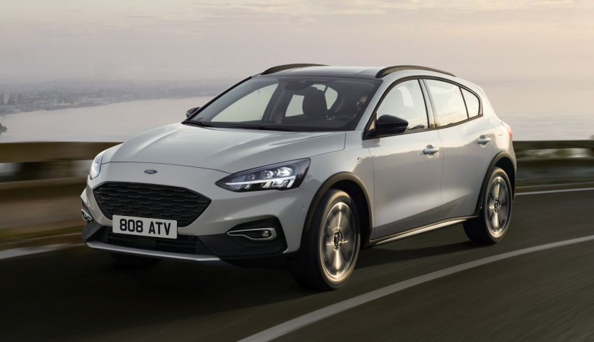 2019 Ford Focus Mk4 debuts – three body-styles, six trim levels, EcoBoost/EcoBlue engines, 8-speed auto Image #805033