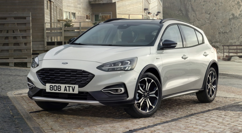 2019 Ford Focus Mk4 debuts – three body-styles, six trim levels, EcoBoost/EcoBlue engines, 8-speed auto Image #805039