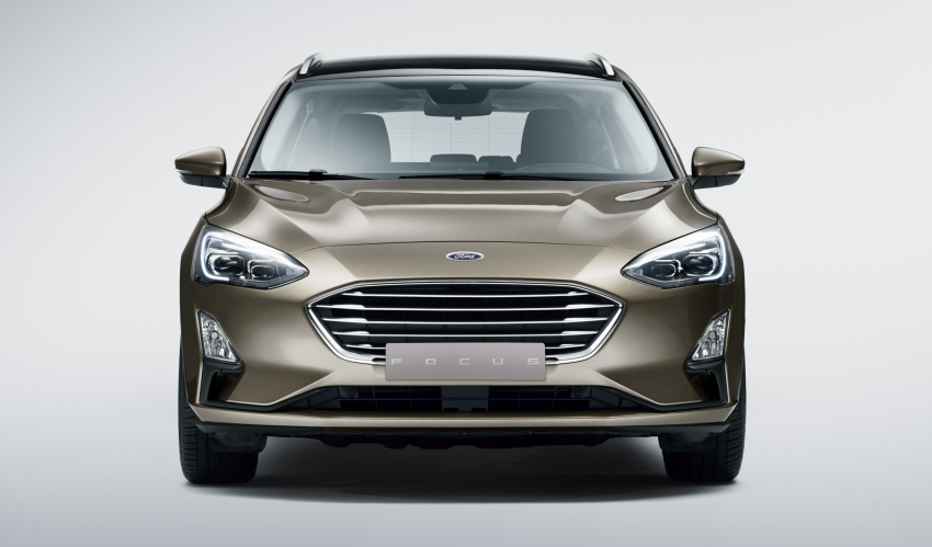 2019 Ford Focus Mk4 debuts – three body-styles, six trim levels, EcoBoost/EcoBlue engines, 8-speed auto Image #804964