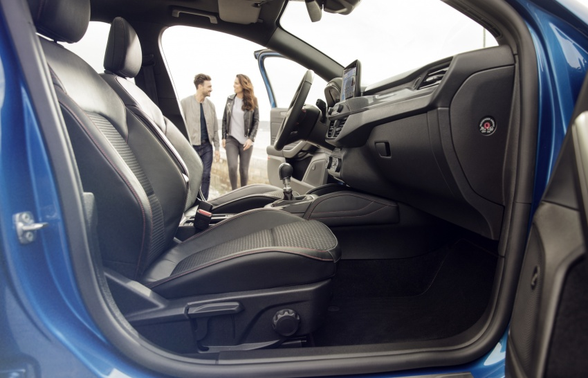 2019 Ford Focus Mk4 debuts – three body-styles, six trim levels, EcoBoost/EcoBlue engines, 8-speed auto Image #804967