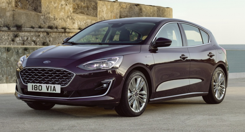 2019 Ford Focus Mk4 debuts – three body-styles, six trim levels, EcoBoost/EcoBlue engines, 8-speed auto Image #804986
