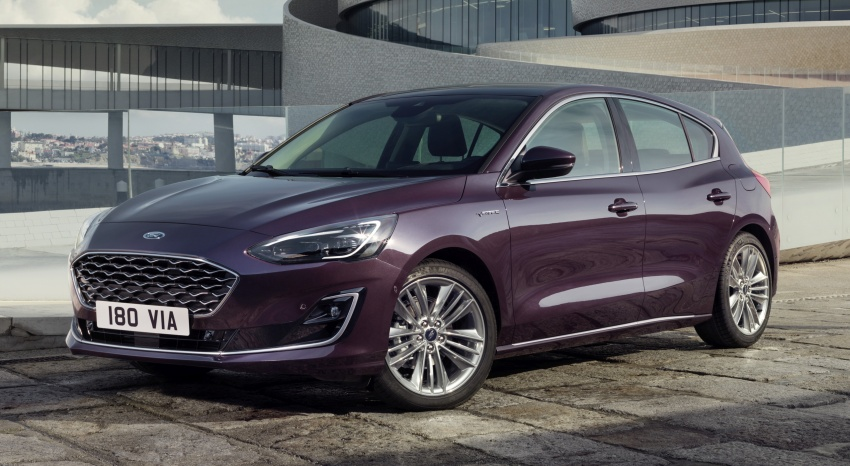 2019 Ford Focus Mk4 debuts – three body-styles, six trim levels, EcoBoost/EcoBlue engines, 8-speed auto Image #804997