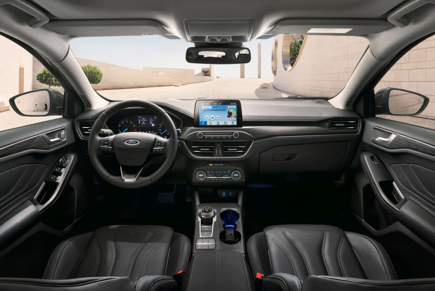 2019 Ford Focus Mk4 debuts – three body-styles, six trim levels, EcoBoost/EcoBlue engines, 8-speed auto Image #804999