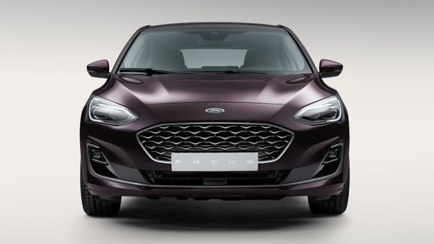 2019 Ford Focus Mk4 debuts – three body-styles, six trim levels, EcoBoost/EcoBlue engines, 8-speed auto Image #805004