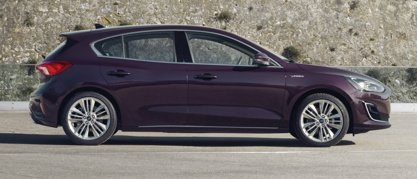 2019 Ford Focus Mk4 debuts – three body-styles, six trim levels, EcoBoost/EcoBlue engines, 8-speed auto Image #804991