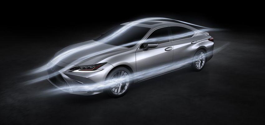 2019 Lexus ES debuts in Beijing – TNGA platform, hybrid and petrol powertrains, F Sport package Image #810876