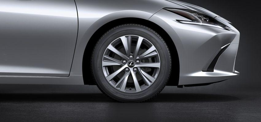 2019 Lexus ES debuts in Beijing – TNGA platform, hybrid and petrol powertrains, F Sport package Image #810865