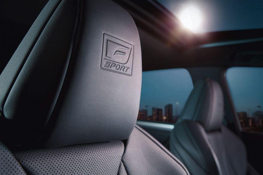 2019 Lexus ES debuts in Beijing – TNGA platform, hybrid and petrol powertrains, F Sport package Image #810790