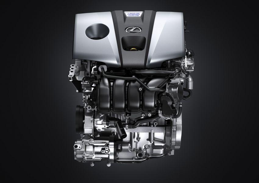 2019 Lexus ES debuts in Beijing – TNGA platform, hybrid and petrol powertrains, F Sport package Image #810804